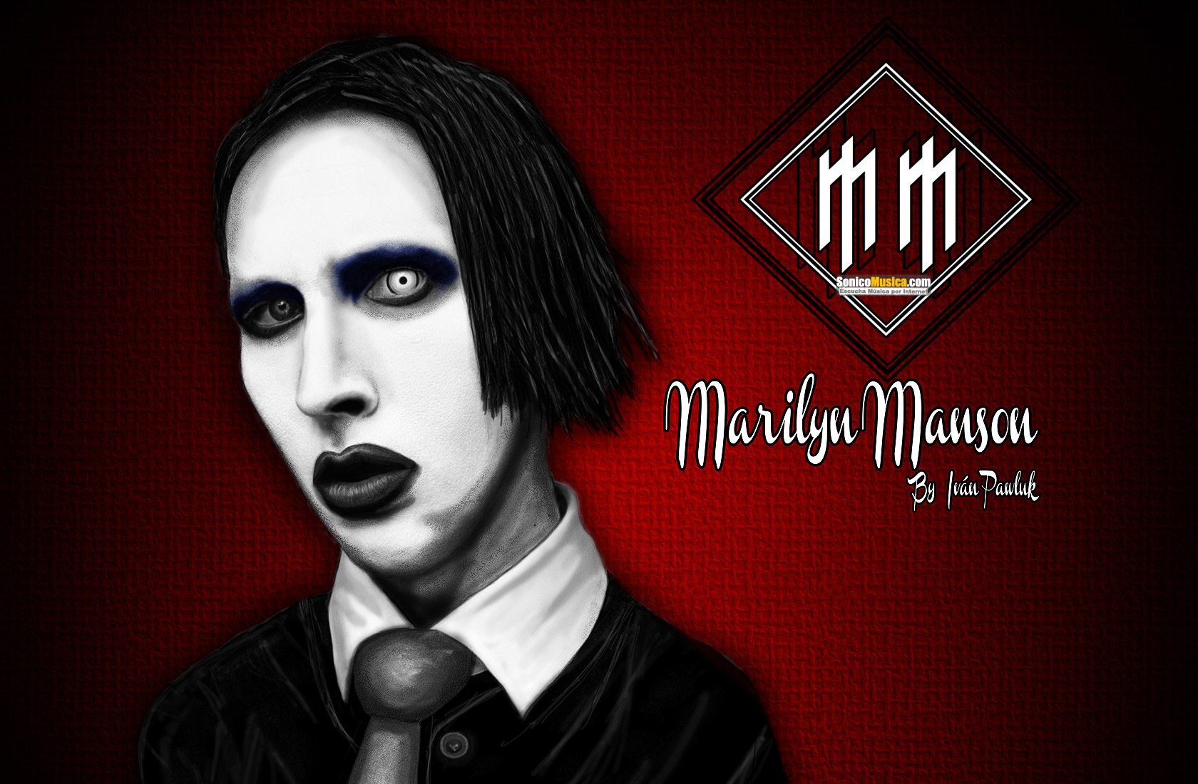 Marilyn Manson Imágenes Wallpapers Gomusicaonlinecom